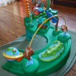 How to Convert the Evenflo Exersaucer into Stage 3