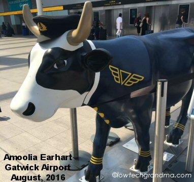 Gatwick Airport, England