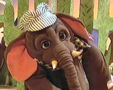 Wee Sing's Tusky the Elephant