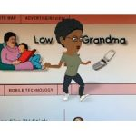 Dancing Low Tech Grandma