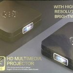 TOUMEI Mini Projector