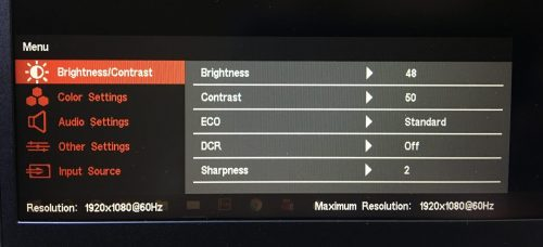 Zissu's Configuration Menu